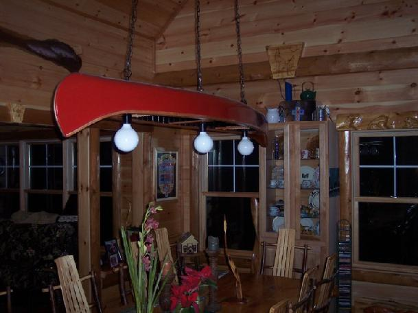 canoelight,light, dinning room,home
